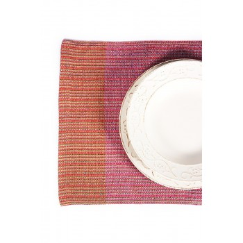 Handwoven placemat in...