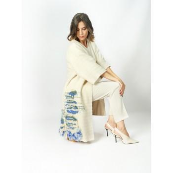 OliaKimonos. Kimono de lana...