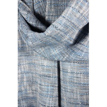 Cotton and linen shawl...