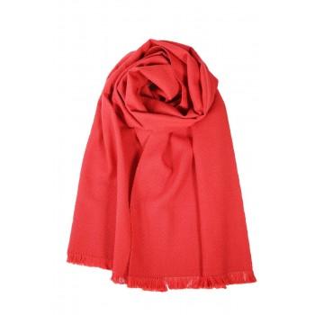 Mercerized cotton scarf...