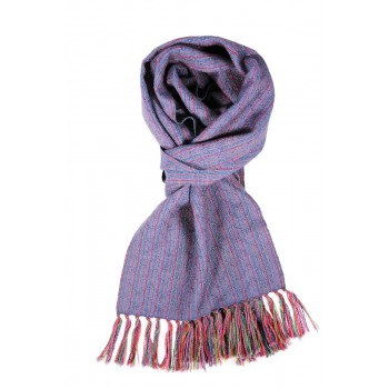 Balpaca and silk scarf...